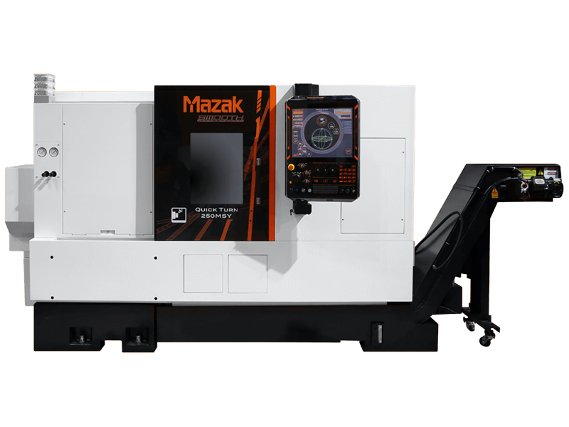 New machine Mazak QT250MSY